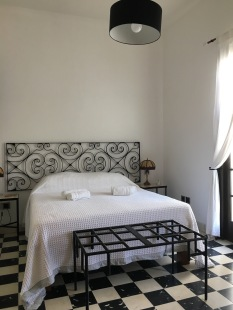 Bedroom at Casa Colon